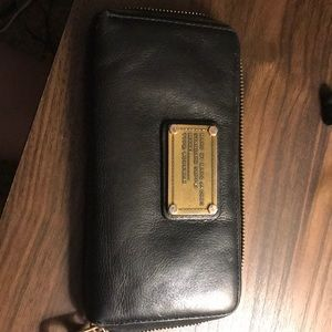 Marc by Marc Jacobs Wallet! Black Leather!
